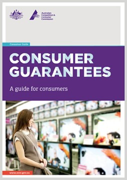 ACCC Consumer Guarantees