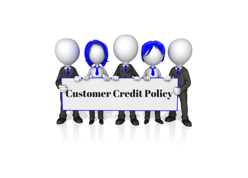Customer Credit Policy with Procedures