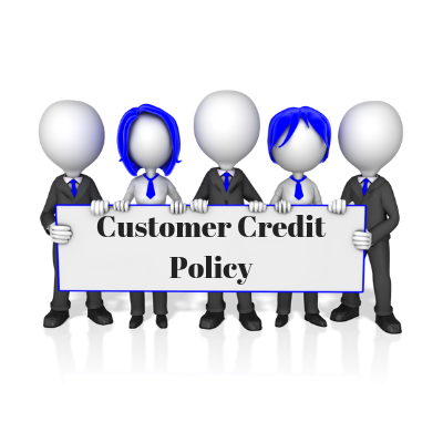 Customer Credit Policy to manage cash flow